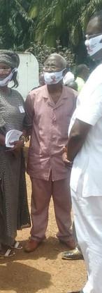 Dr. Richard Konteh (D-Unifier) Embarks O