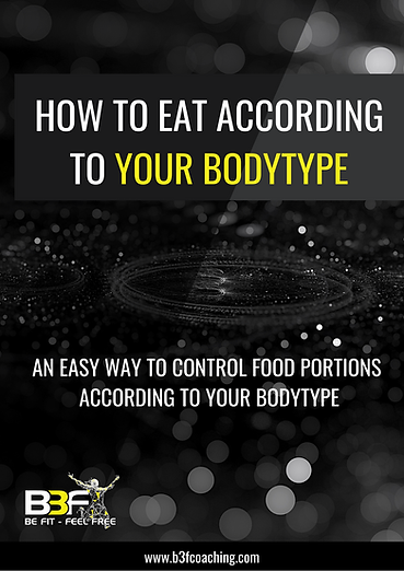 How to Eat According to your Bodytype