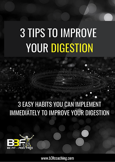 3 Tips to Improve Your Digestion