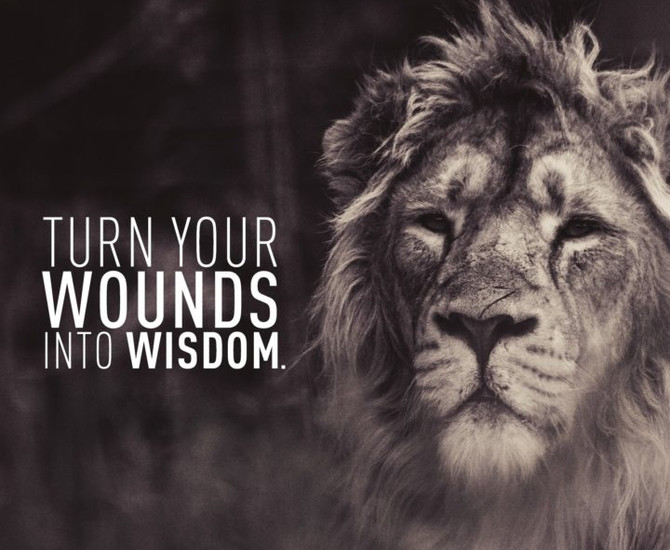 The Wisdom within our Wounds