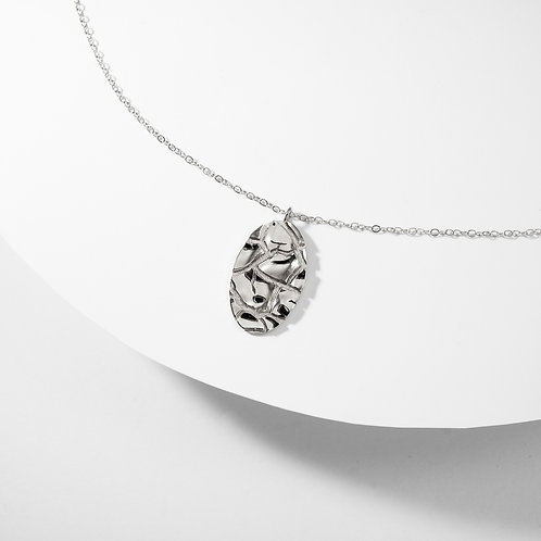 Barren | Silver | Necklace