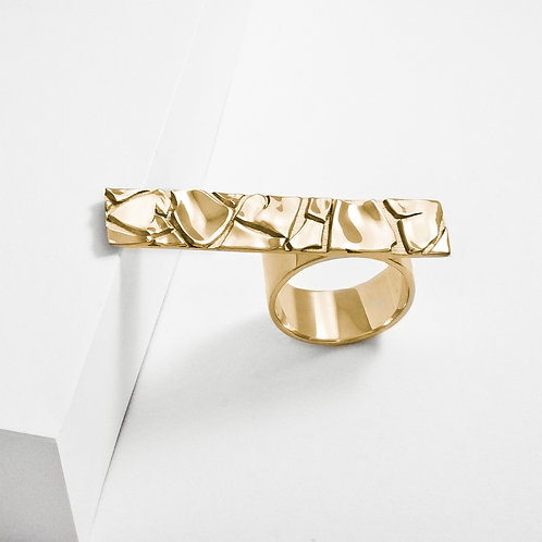 Dusty | Gold | Ring