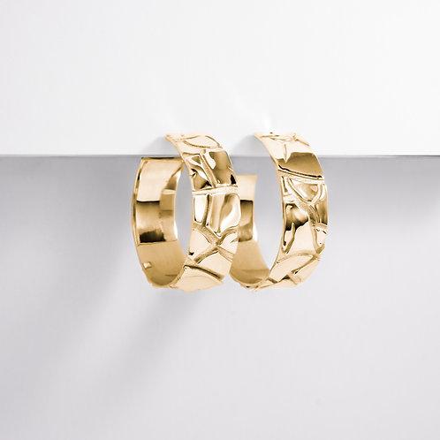 Desert | Gold | Earrings