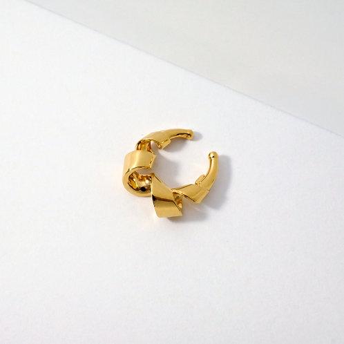 Loopty Loop | Gold | Septum Ring