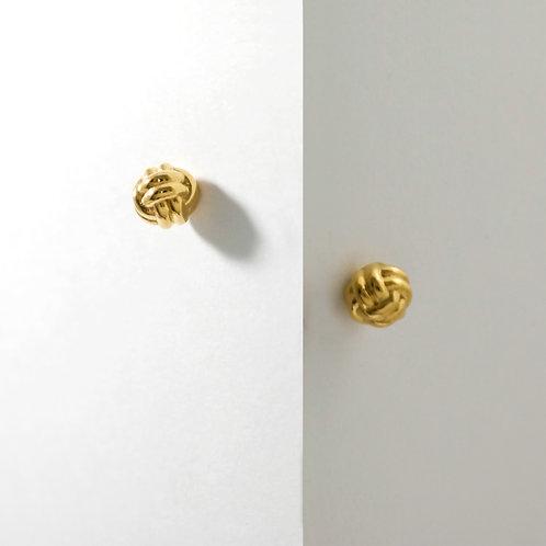 Monkey Paw Studs | Gold | Earrings