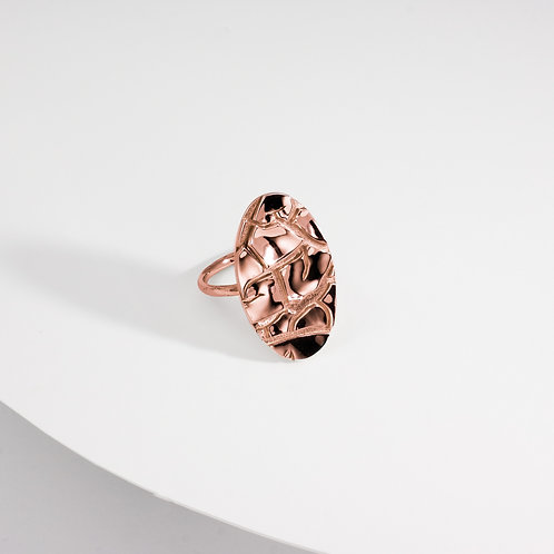 Barren | Rose Gold | Ring