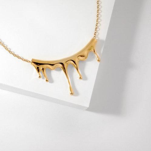 Rivulets | Gold | Necklace