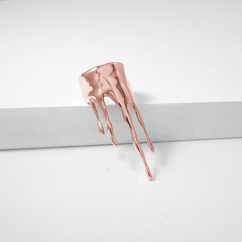 Rivulets   Rose Gold   Ring