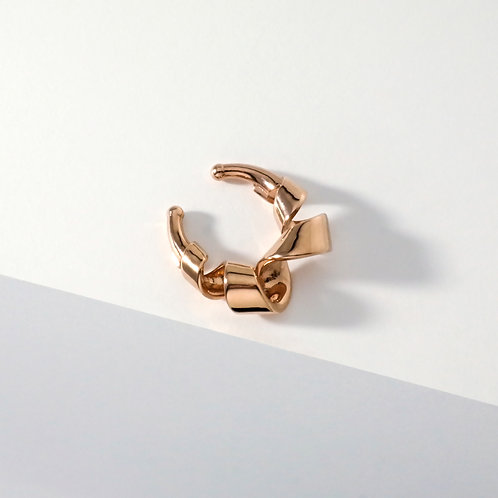 Loopty Loop | Rose Gold | Septum Ring