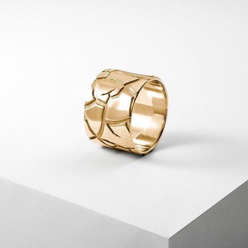 Desert | Gold | Ring