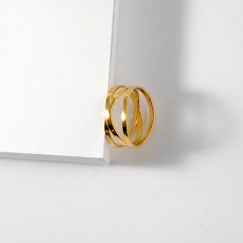 Bundle | Gold | Ring