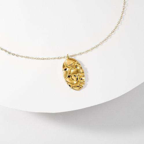 Barren | Gold | Necklace