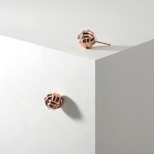 Monkey Paw Studs | Rose Gold | Earrings