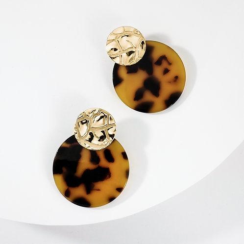 Torrid Gobi | Gold | Earrings