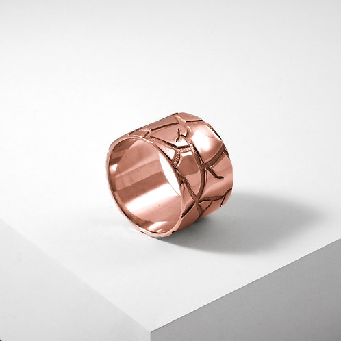 Desert | Rose Gold | Ring
