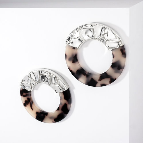 Parched Mojave | Silver | Earrings