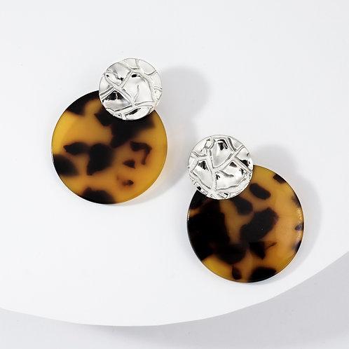 Torrid Gobi   Silver   Earrings