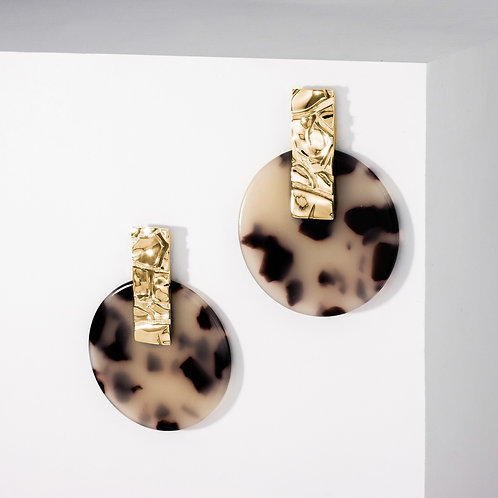 Dusty Mojave | Gold | Earrings