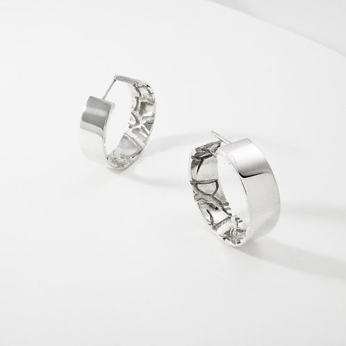 Hidden Desert | Silver | Earrings​​​​​​​