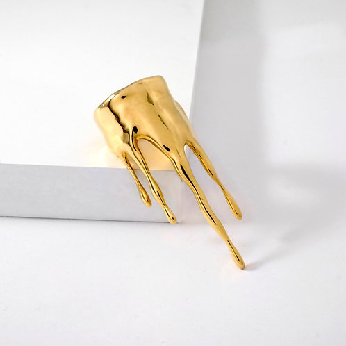 Rivulets | Gold | Ring