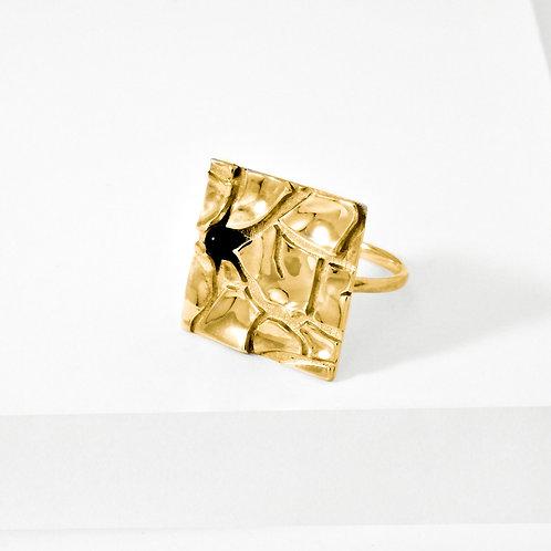 Desert Bloom | Gold | Ring