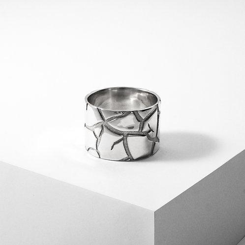 Desert | Silver | Ring
