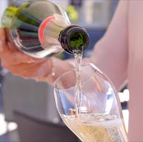 Apéritif - Coupe de champagne