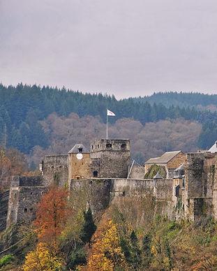 château fort de bouillon