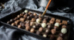 CAPS! chocolate master class - preparing of chocolat e truffles