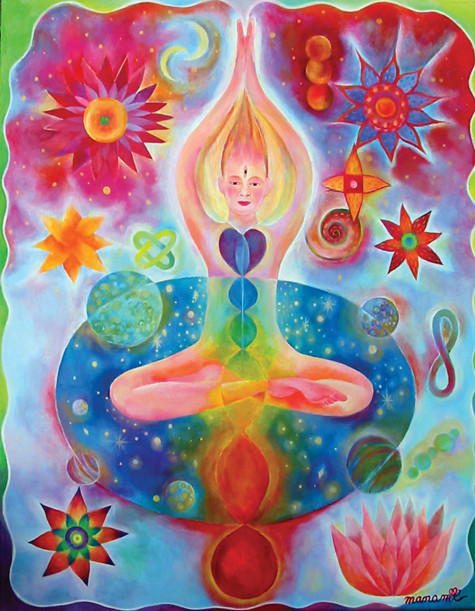 caminho simples   leitura de aura