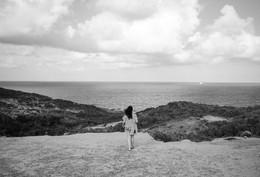 O horizonte da calma