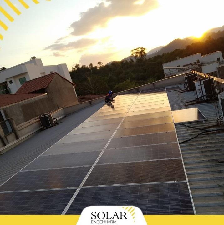 Solar Engenharia - O sol a seu serviço