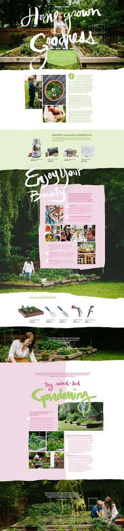 Editorial Gardening