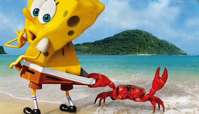 Spongebob Site and Social