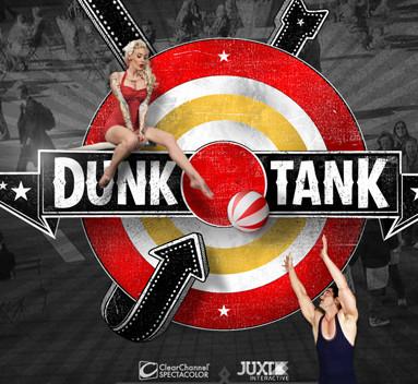 Digital Dunk Tank