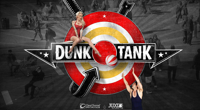Digital Dunk Tank
