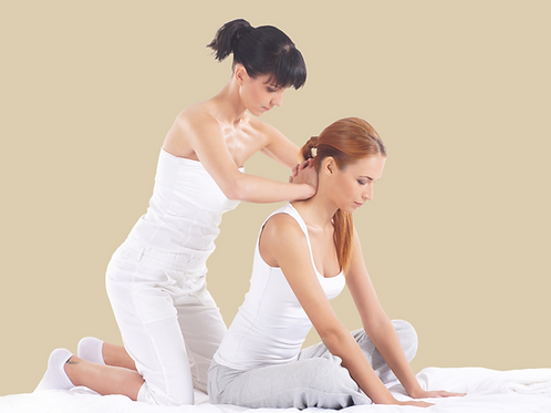 TIME OUT Pack - Thai Yoga Massage (3 x 60min Sessions)