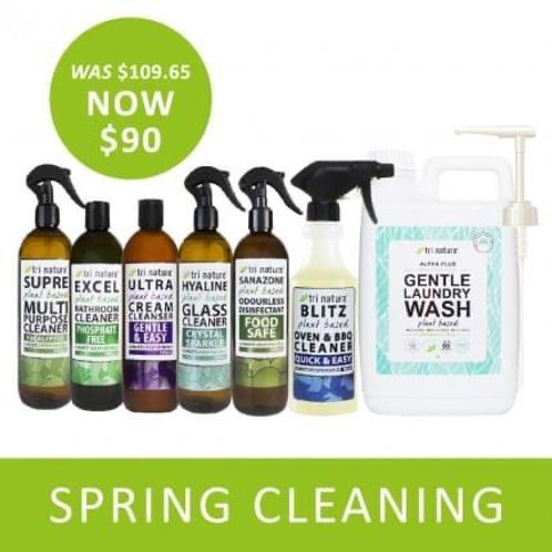 The Essential Spring Cleaning Set