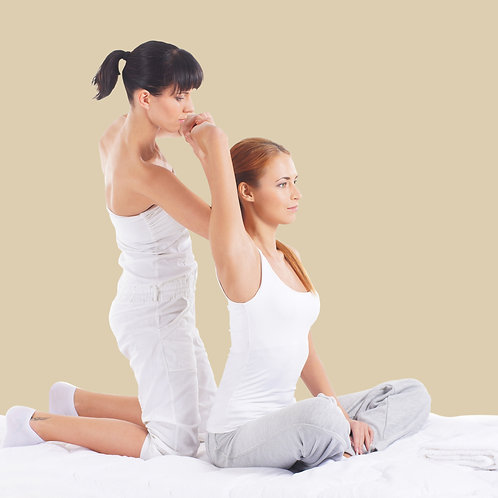 RENEW Pack - Thai Yoga Massage (3 x 90min Sessions)