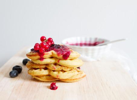 Protein Waffle Recipe