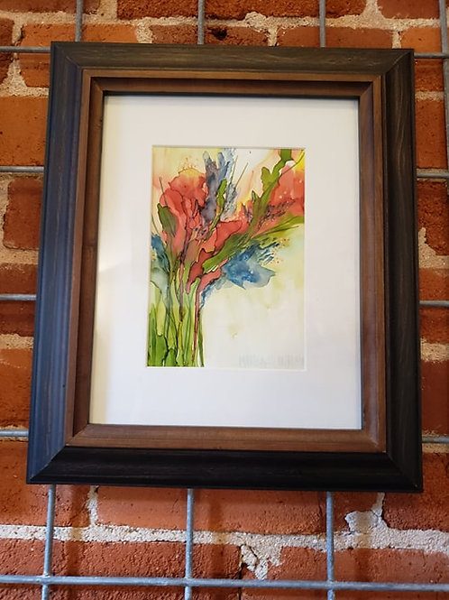 "Original 5"" x 7"" Framed Art"