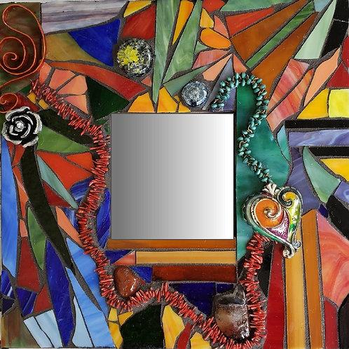 Mosaic FunFrame/Mirror #130/302