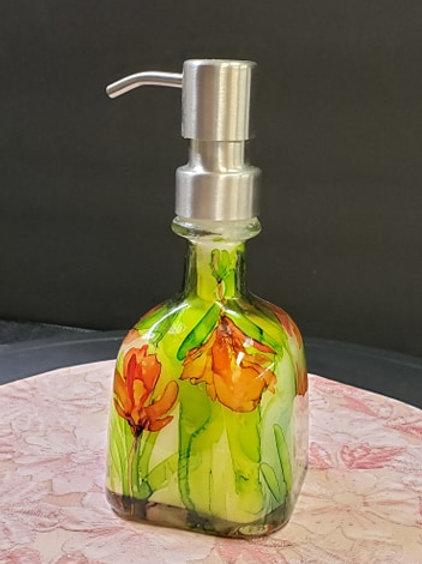 Small Soap Dispenser - Patron #157