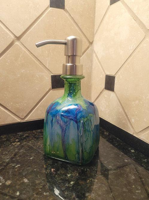 Small Patron Soap Dispenser #157