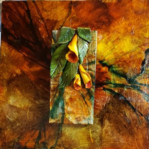Lying Lilies (#142) Wall Art