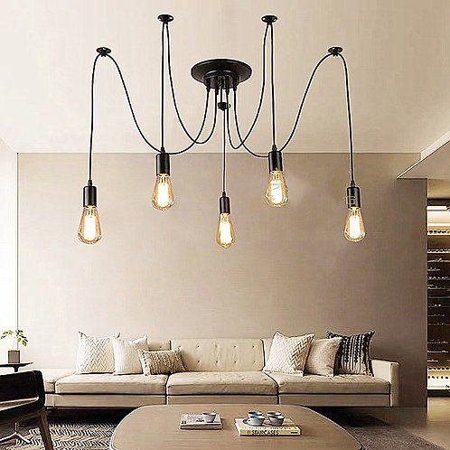 Pendant Light 5027 (5 Holder)