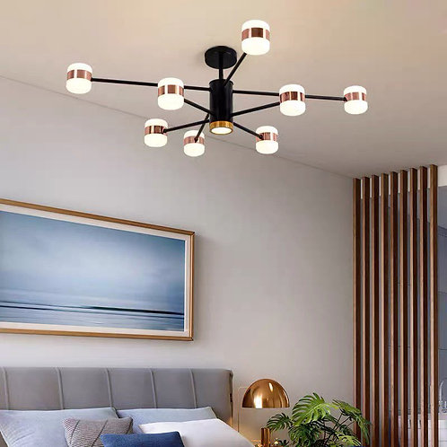 Pendant Light 5101 (8 Bulb)