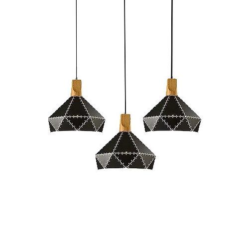 Pendant Light  5081 (Bulb x 3 Nos)