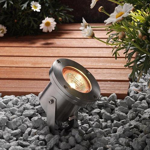 Garden Light 605 Chrome Steel