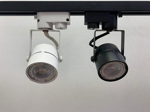 Track Light GU10 Casing + Bulb 6W